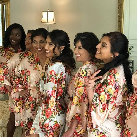 We love our Bridesmaids