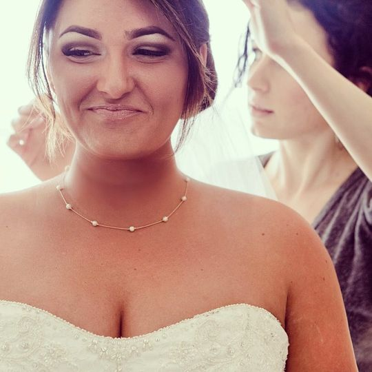 embeau wedding hair make up