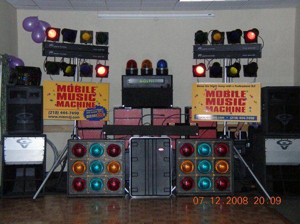 Mobile Music Machine