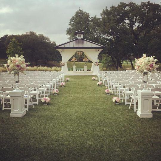 San Antonio Wedding Reception Halls: Kendall Plantation, Wedding Ceremony & Reception Venue