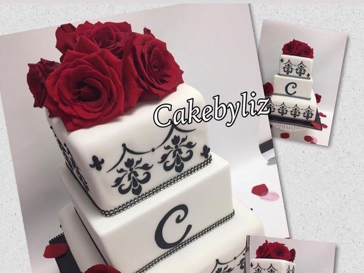 Tmx C61f9d3e 82f5 4793 A2b3 Ffb090ae8c94 51 1477815 1565831973 Kissimmee, FL wedding cake