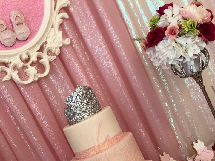 Tmx Cake Baby Shower Pink 51 1477815 1567976290 Kissimmee, FL wedding cake