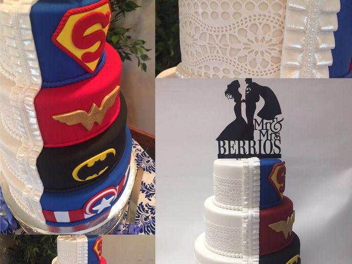 Tmx Cake Weeding Split Design 51 1477815 1567976376 Kissimmee, FL wedding cake