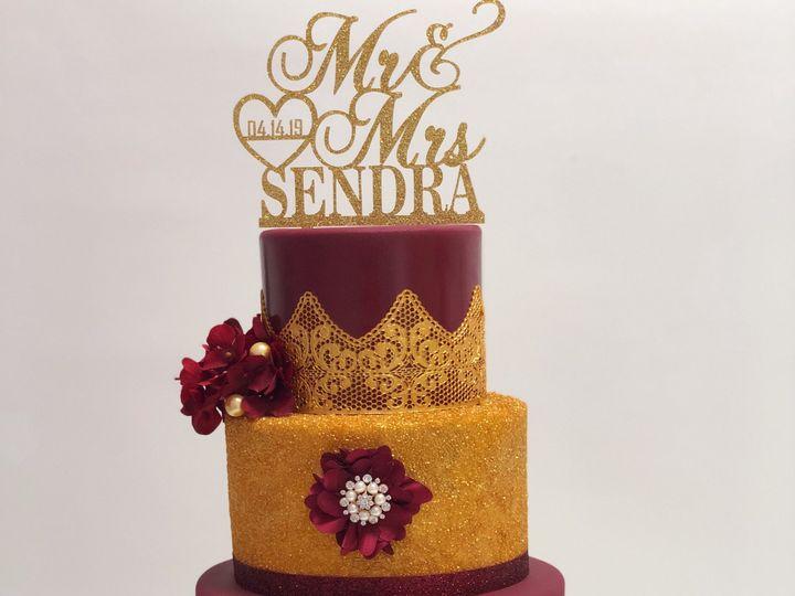 Tmx Wedding 6 Jpg 51 1477815 1565831990 Kissimmee, FL wedding cake