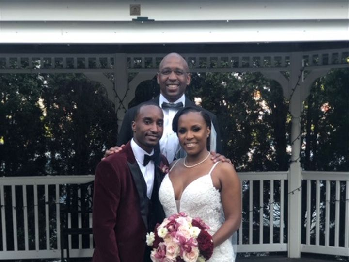 Tmx Leryn And Jerald Pic 51 1977815 159448755760982 Cary, NC wedding officiant