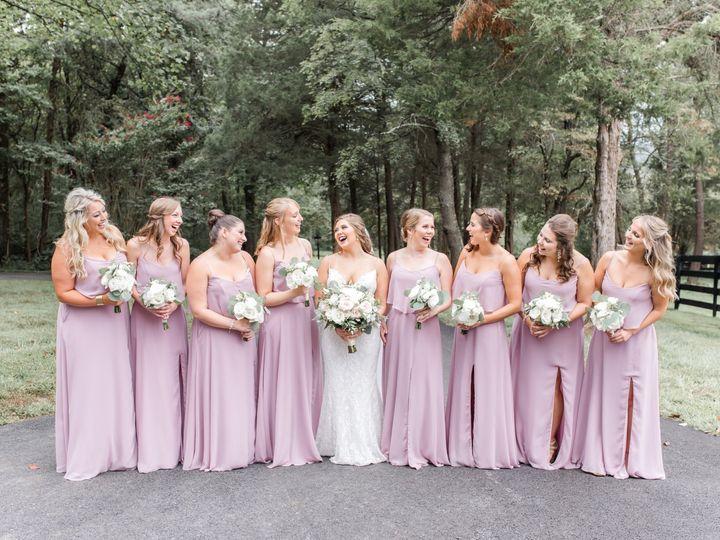 Tmx Bridal Party 13 51 1008815 158078460560351 Rockville, MD wedding florist