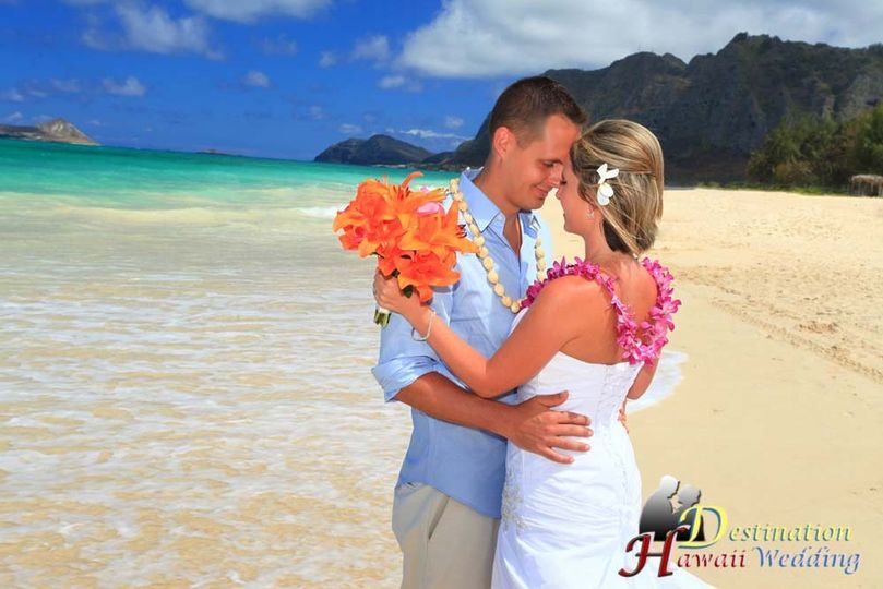 Angel's Bay Wedding.  Caitlin and Cody got married at Waimanalo Beach.  It's one of the best...