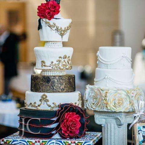 Tmx 1386035908414 Cake5 Orlando, Florida wedding cake