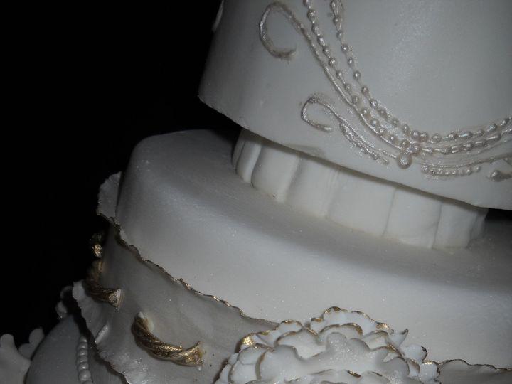 Tmx 1386035961431 Cake4 Orlando, Florida wedding cake