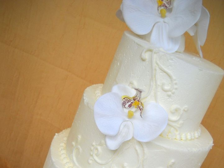 Tmx 1386036026789 Cake3 Orlando, Florida wedding cake