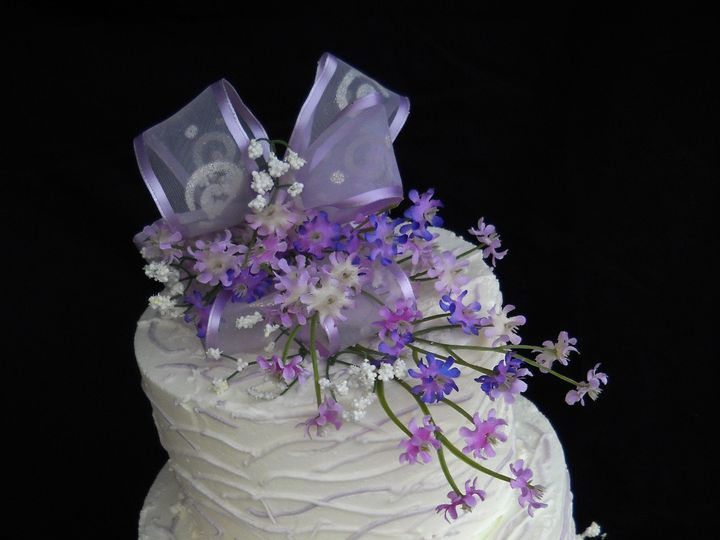 Tmx 1386036073445 Cake3 Orlando, Florida wedding cake