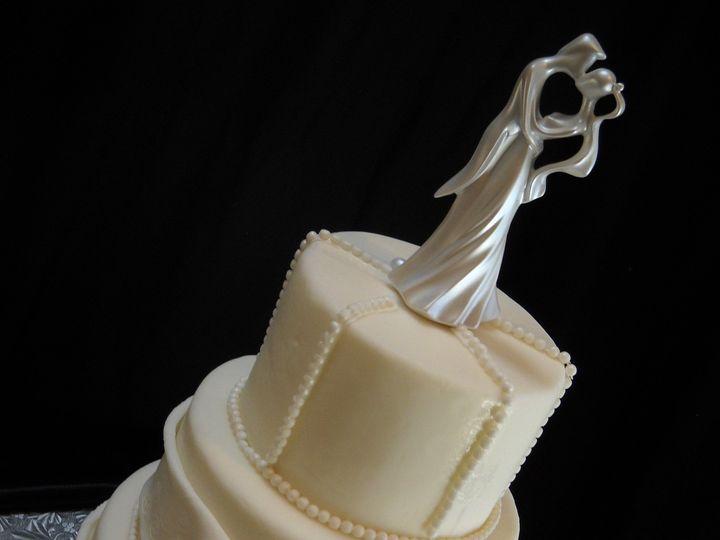 Tmx 1386036115600 Cake3 Orlando, Florida wedding cake