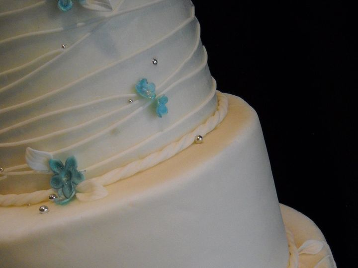 Tmx 1386036208864 Cake4 Orlando, Florida wedding cake