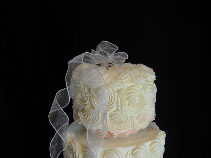 Tmx 1386036326846 Cake3 Orlando, Florida wedding cake