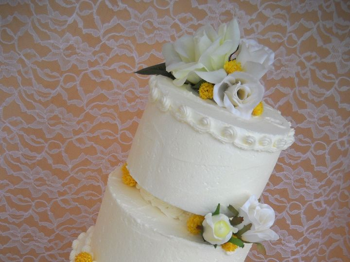 Tmx 1386036377137 Cake3 Orlando, Florida wedding cake