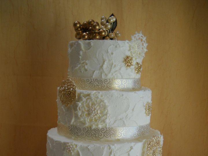 Tmx 1386036424008 Cake2 Orlando, Florida wedding cake