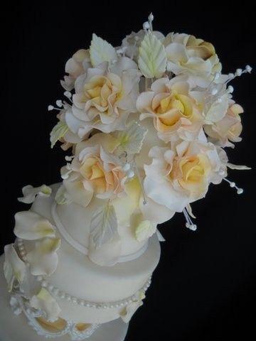 Tmx 1386036575728 Cake1 Orlando, Florida wedding cake
