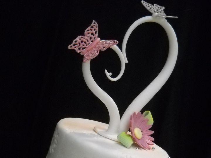 Tmx 1386036821716 Cake Orlando, FL wedding cake