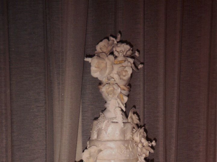 Tmx 1386036842039 Cake Orlando, Florida wedding cake