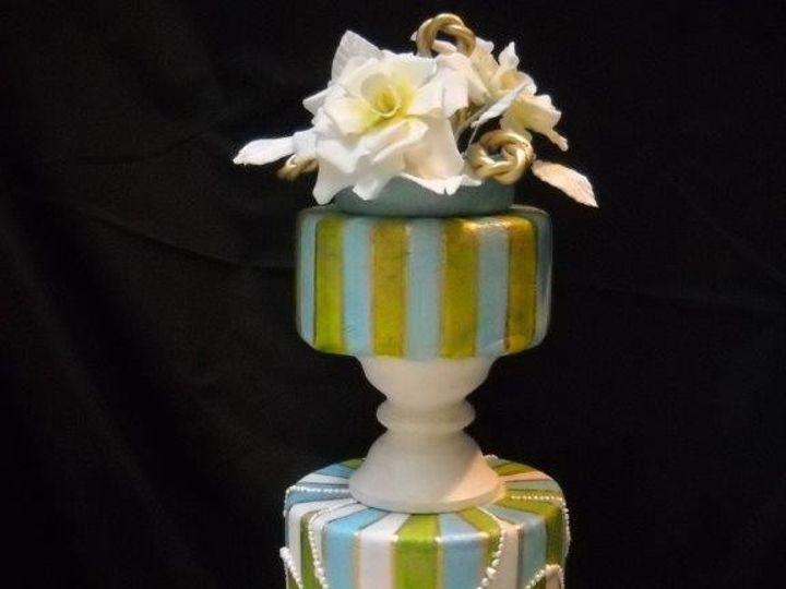 Tmx 1386036848937 Cake Orlando, Florida wedding cake