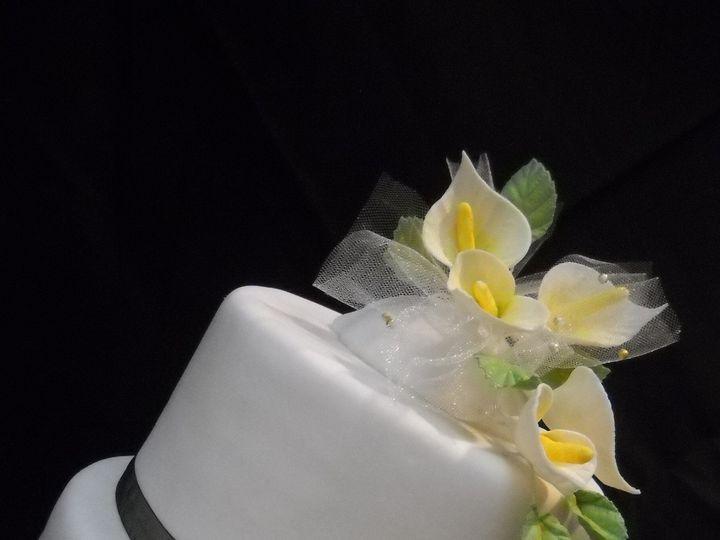 Tmx 1386036867786 Cake Orlando, Florida wedding cake