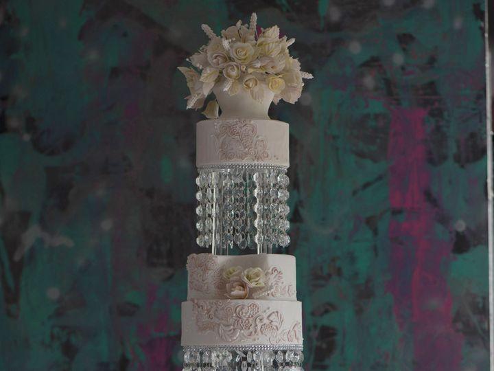 Tmx 1398983100173 Cake7 Orlando, FL wedding cake