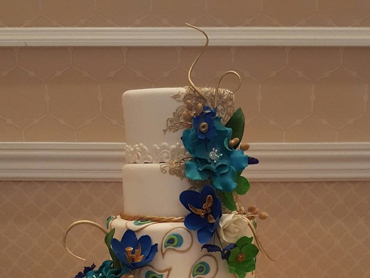 Tmx 1473371072478 20160905012822 Orlando, Florida wedding cake
