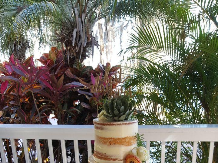Tmx 1538662041 D616f1c90b70ae1b 1538662040 9d7d2143a9962f59 1538662044850 1 20170226 154239 Orlando, Florida wedding cake