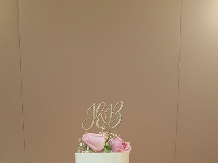 Tmx 1538662094 B6f1b192517412fd 1538662092 402127500b9d7e9f 1538662096400 10 Bo Orlando, Florida wedding cake