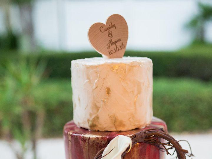 Tmx 1538662111 Ccbda620f0f854a4 1538662110 29a47433c083eec1 1538662117349 15 Casi Aly Orlando, FL wedding cake