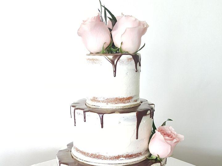 Tmx 1538662142 6b593e6b9109a64b 1538662140 67e696dcfc11fedb 1538662146593 20 Ellie Orlando, Florida wedding cake