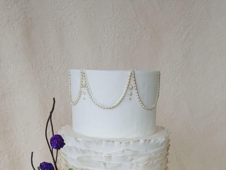 Tmx 1538662158 Add9f54633d245d5 1538662157 2c2fe854935339ce 1538662163763 24 GP Flower Orlando, Florida wedding cake