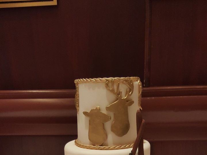 Tmx 1538662165 B5ccd7005919eb5f 1538662163 6d88b5d04e28a585 1538662167790 25 HP1 Orlando, Florida wedding cake