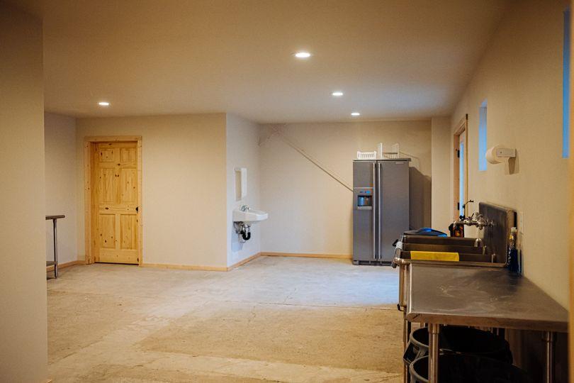 Kitchen Prep Room