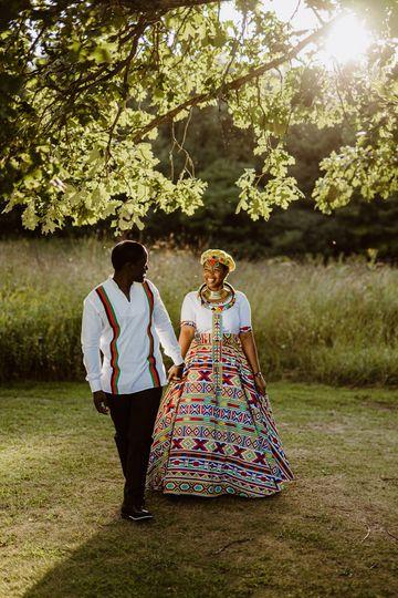 Traditional Zimbabwean Malawin