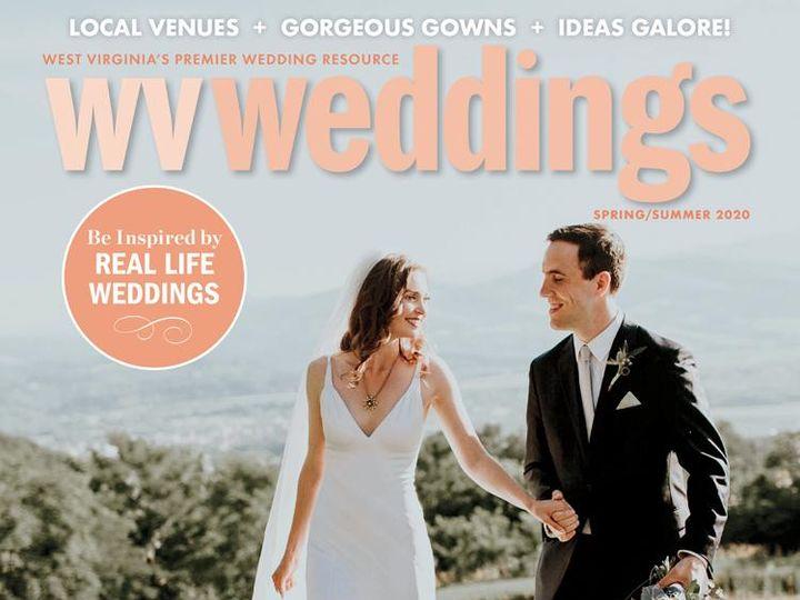 Tmx Wv Weddings Springsummer 2020 Larger Cover 1024x1024 51 792915 159700168735456 Hyattsville, MD wedding photography