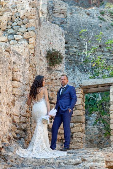 Wedding in Monemvasia