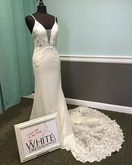 The White Dress of Lexington