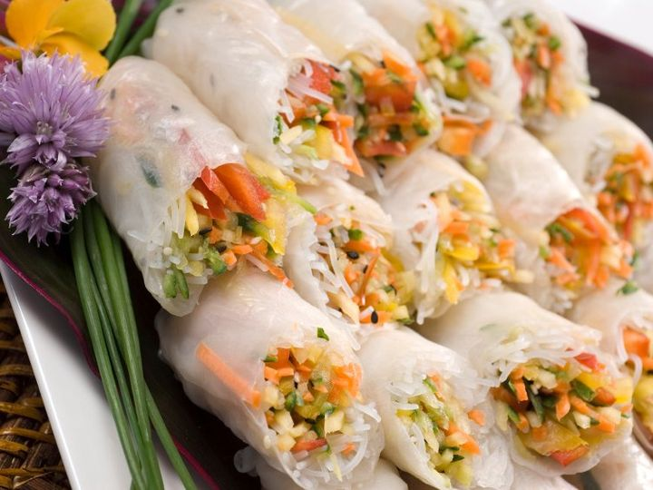 Tmx 1339080568785 SpringRolls Orlando wedding catering