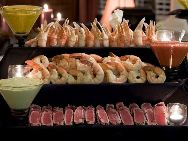 Tmx 1339080685903 SeafoodDisplay Orlando wedding catering