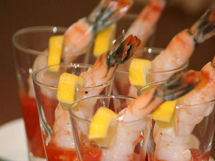 Tmx 1374599086670 Shrimp Cocktail Shooters Orlando wedding catering