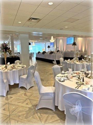 Wedding Reception April 2021