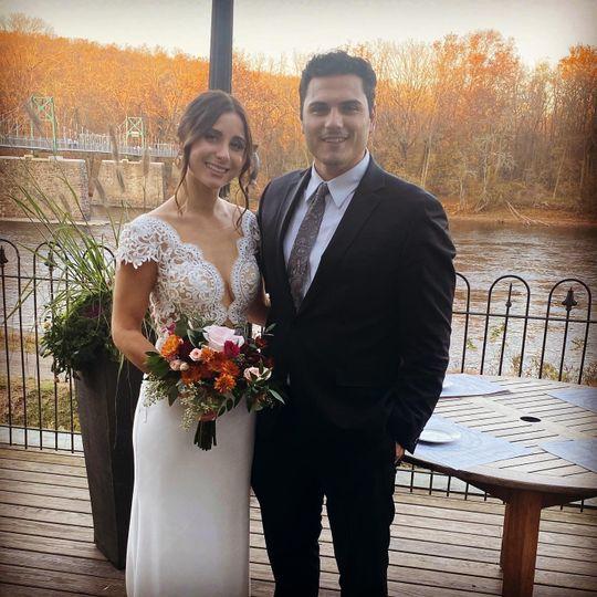 Wedding at Black Bass Hotel
