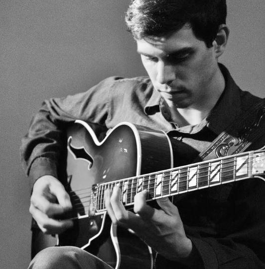 Matt Gordeuk on guitar