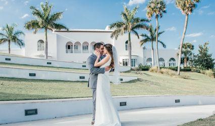 The wedding of Jennifer and Nicholas