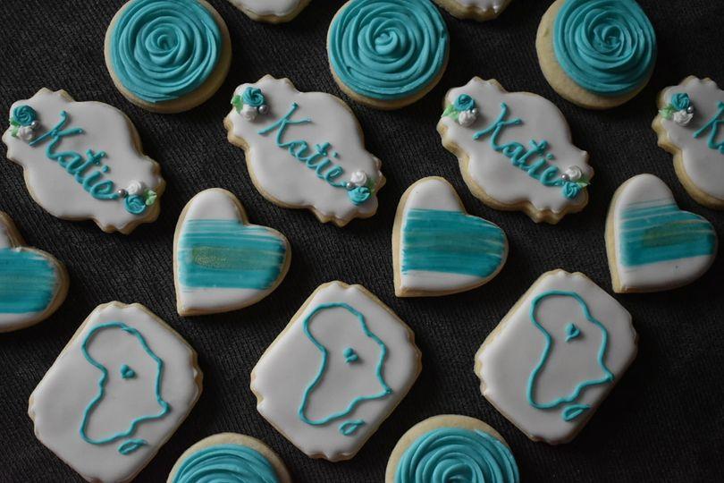 Memorial cookies