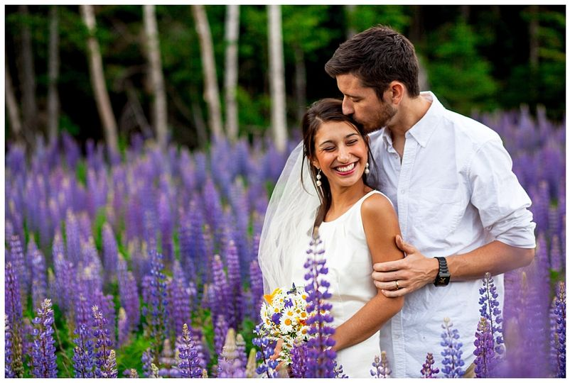 Love in the lupine