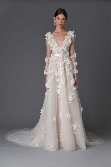 07bb9b0fd0 Chernaya Bridal House - Dress   Attire - Miami