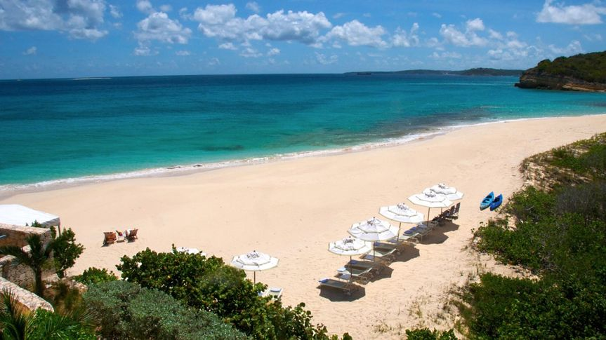 Anguilla Beach Weddings