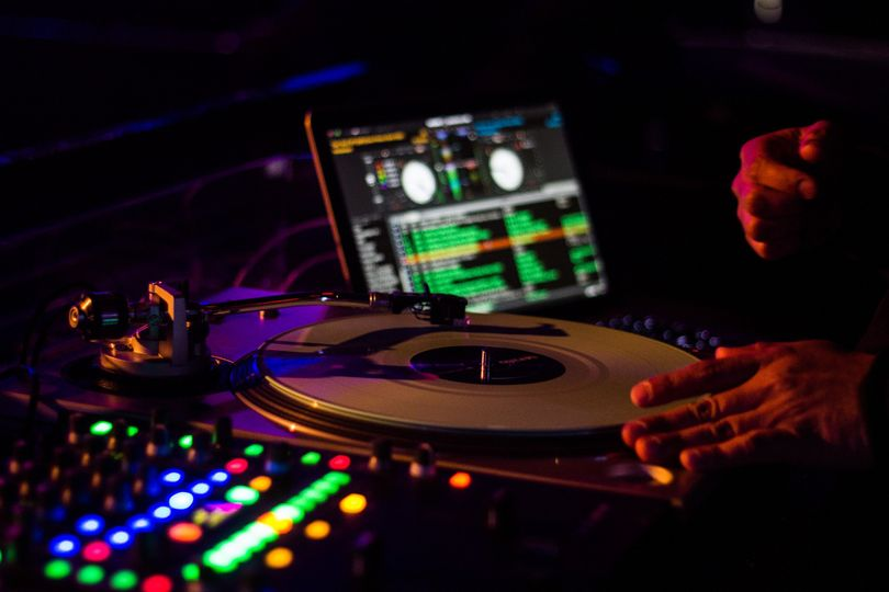 Offers dj services for any occasion.